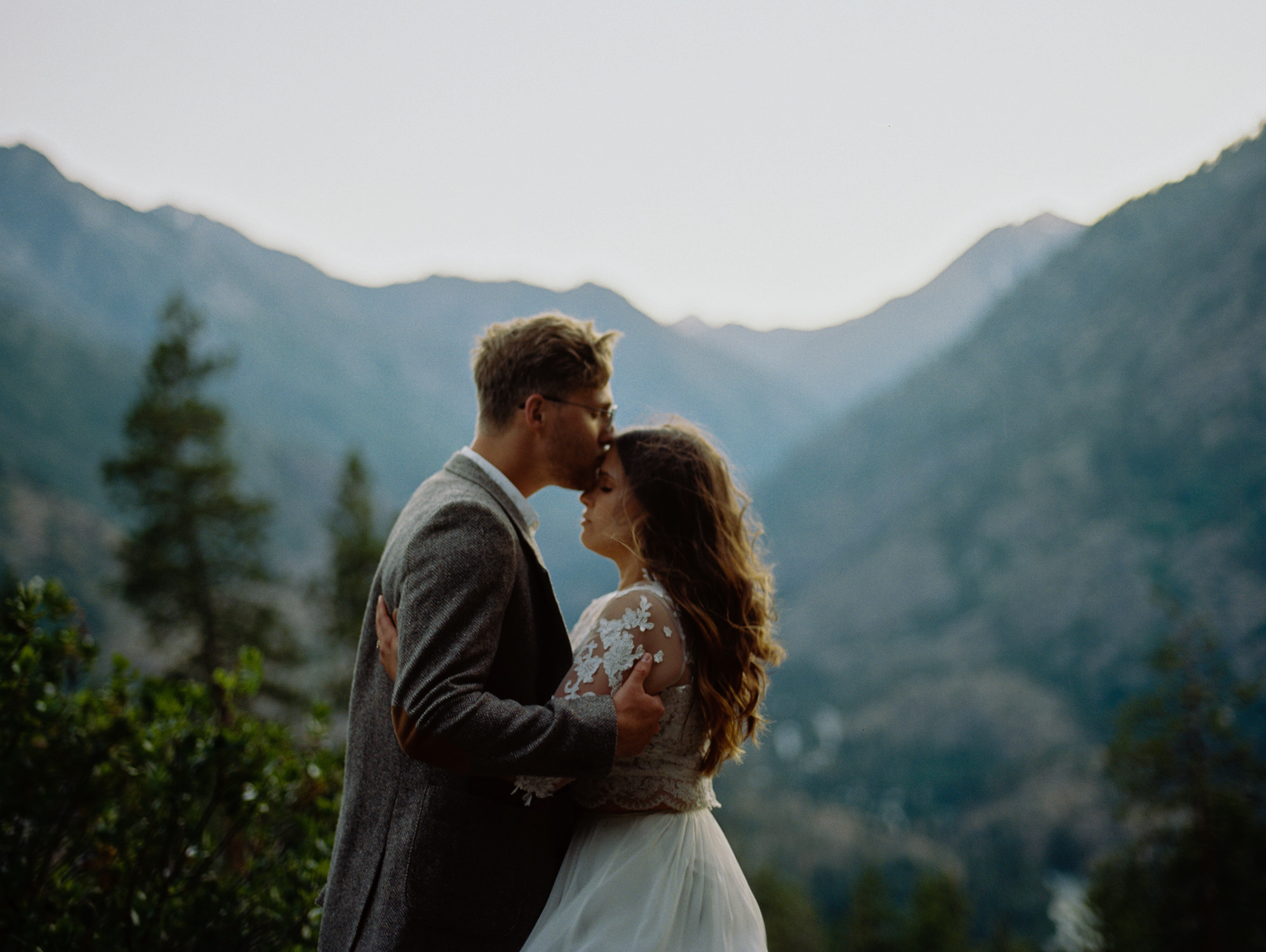 Pacific Northwest Elopement Nate Meeds Portland Wedding and Elopement Photographer Portland Elopement Photographer